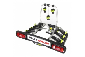 BuzzRunner SPARK 3 - bagażnik na hak, na 3 rowery, odchylany